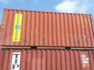 Afaceri containere maritime Estpoint in Brasov